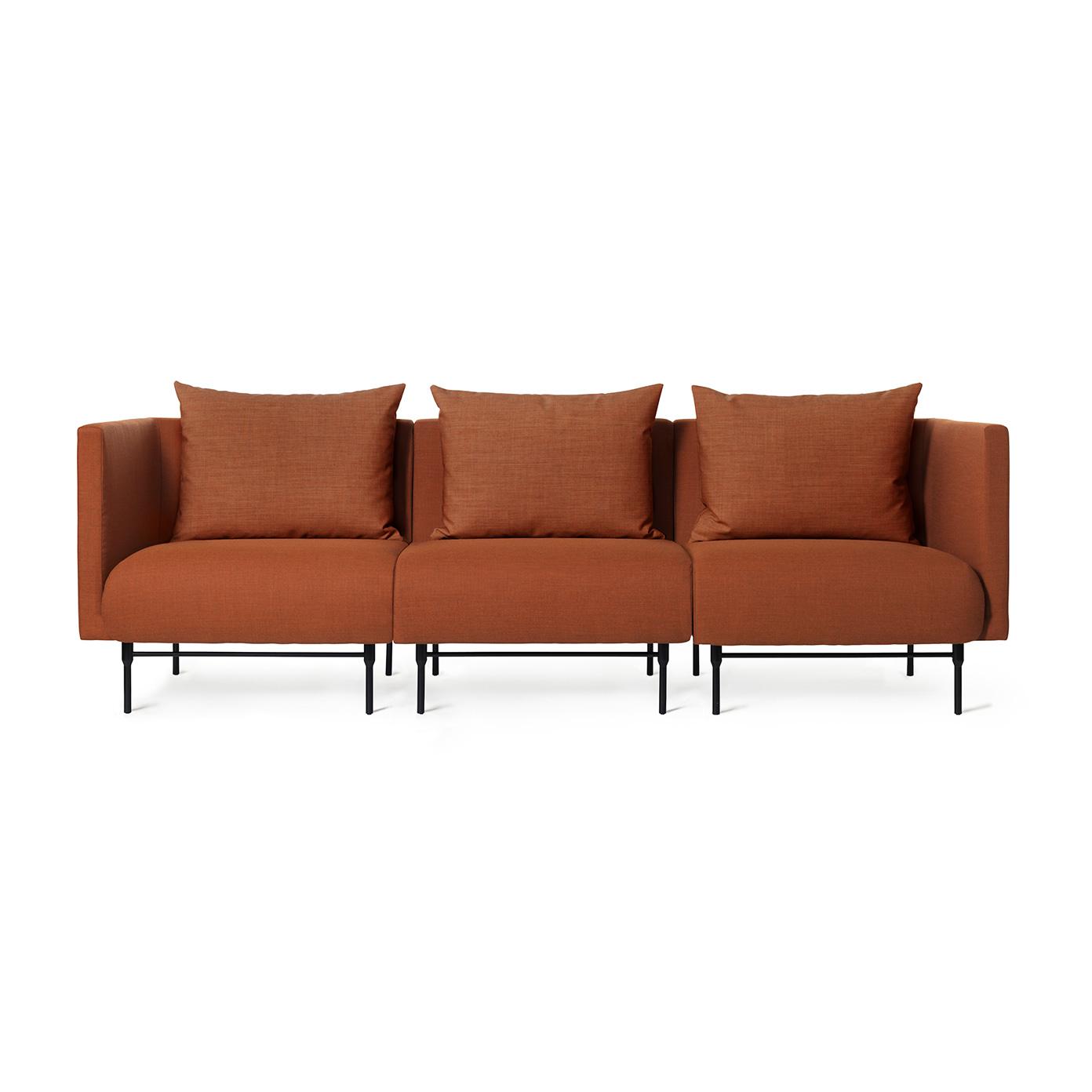 Warm Nordic Modular Sofa 3 Seater