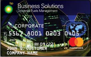 BP Business Solutions Mastercard | Fleet Card