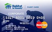 Habitat for Humanity Fuel Card Mastercard