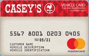 Casey's Business Mastercard by FleetcardsUSA