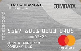 Comdata Universal Mastercard