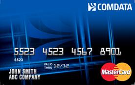 Comdata Mastercard Corporate Fleet Card | Business Gas Cards