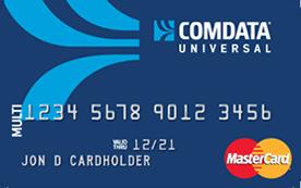 Comdata Universal Fleetcard Mastercard | Fleet Fuel Cards