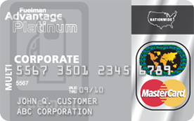 Fuelman Advantage Platinum Mastercard | Fleet Gas Cards