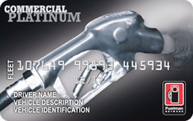 Fuelman Commercial Platinum Fleet Card | Best Fuel Card for Truckers