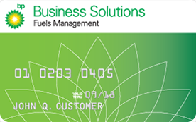 BP Business Solutions Fuel Card | Gas Card