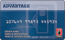 Fuelman Advantage Fleet Card | Fuel Card