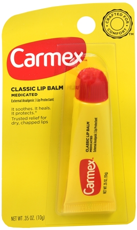 Carmex Classic Lip Balm Medicated Original