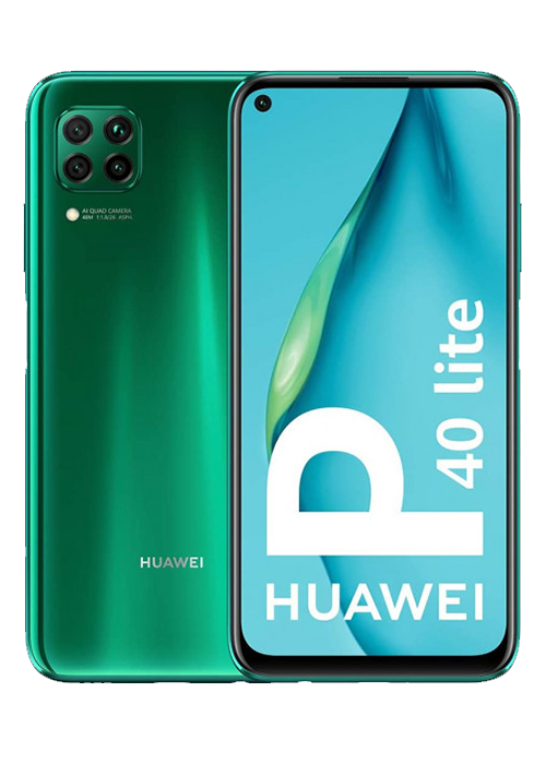 <small class='block text-sm'>Huawei</small> <b class='font-bold'> P40 LITE</b>