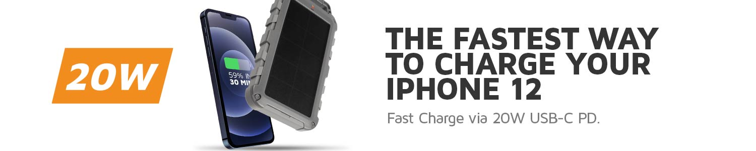 Fastest way to charge your iPhone 12