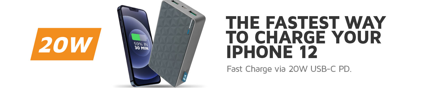The fastest way to charge your iPhone 12
