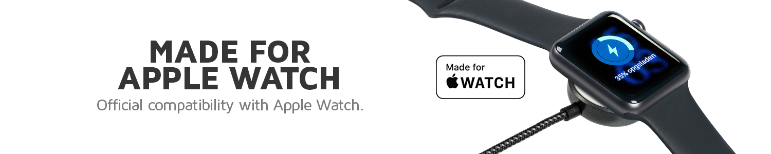 Apple Certified Made for Apple Watch