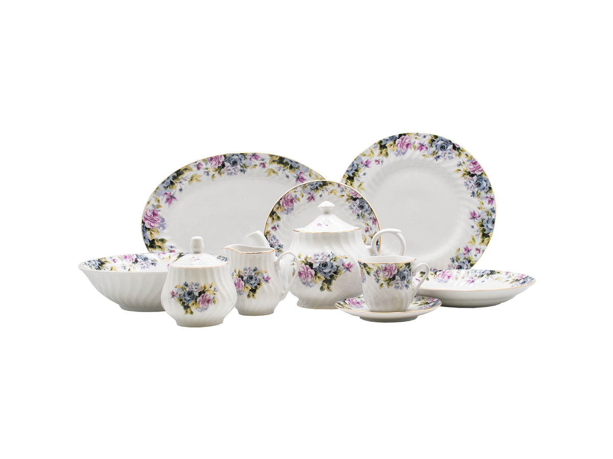 Millicent 45pc Dinner Set