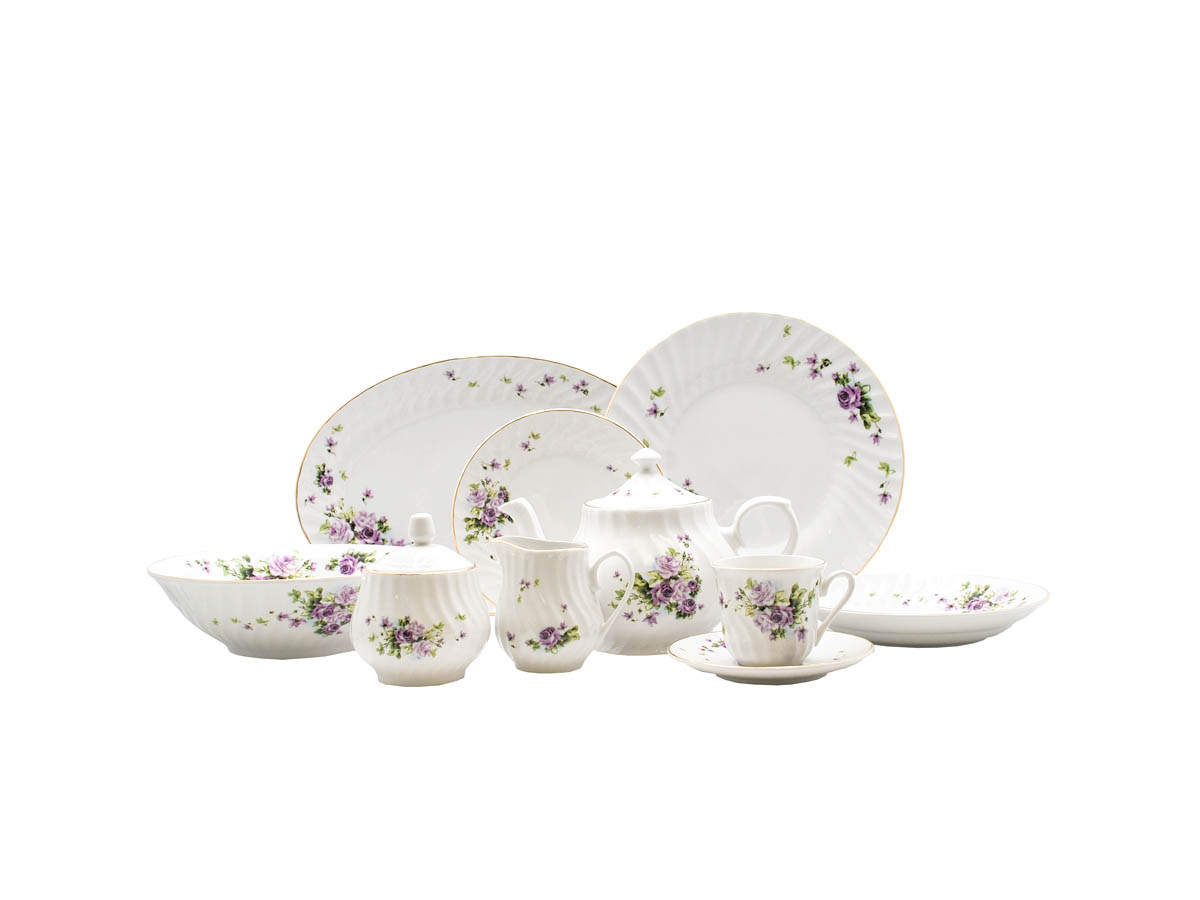 Lucinda 45pc Dinner Set