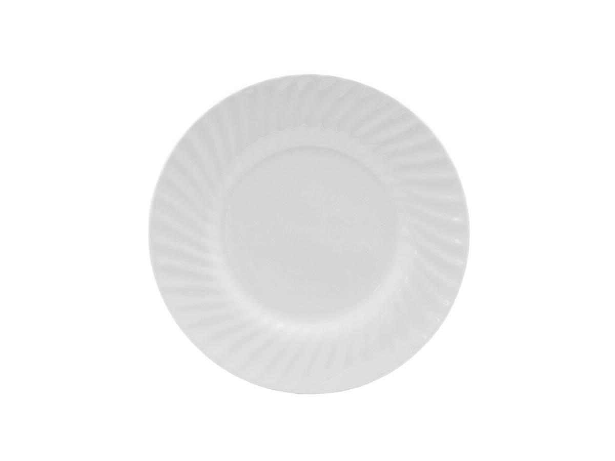 """Imperial White 10.5"""" Dinner Plate"""