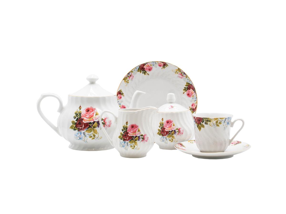 Philomena 23-Piece Tea Set