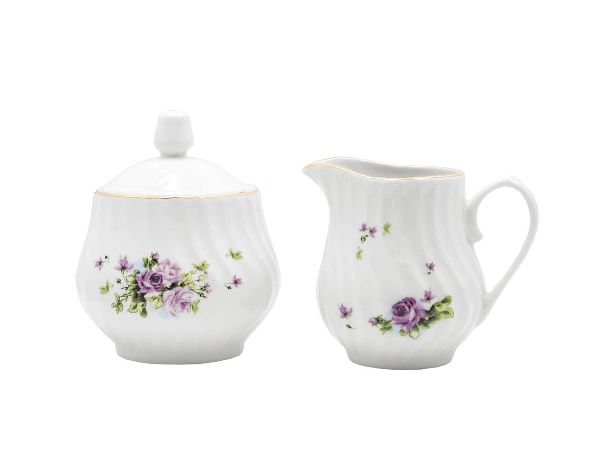 Lucinda Set of 2 Sugar & Creamer