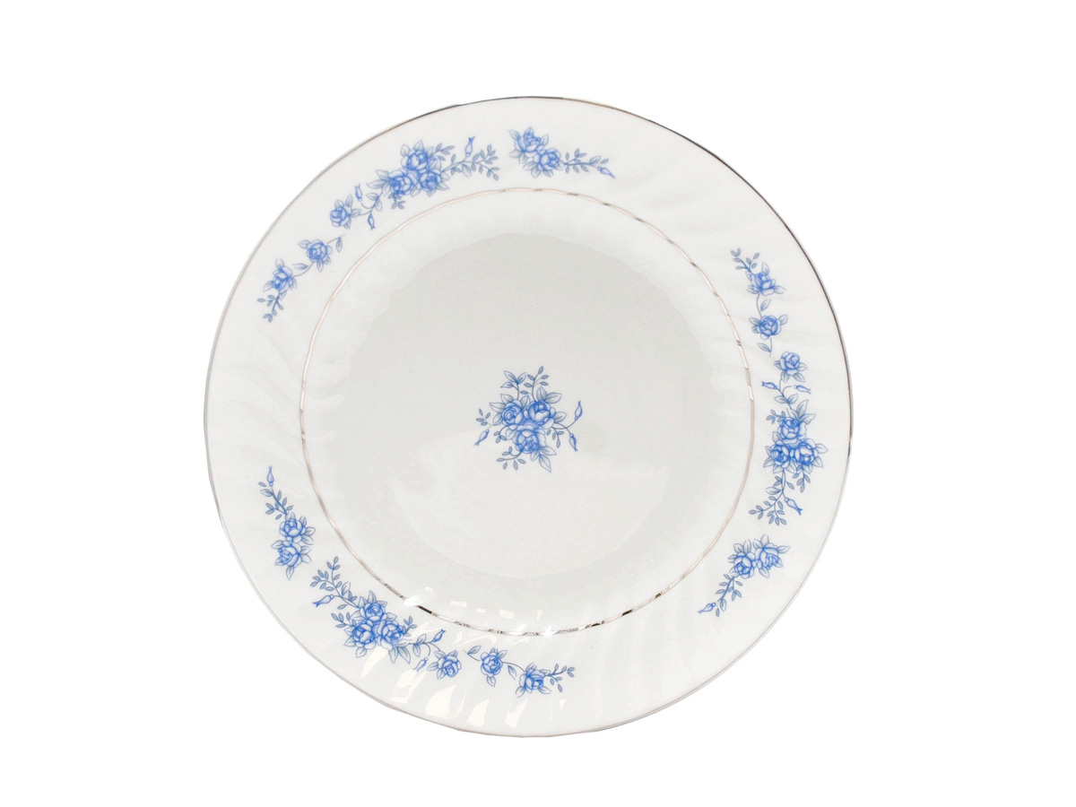 "Royal Rose 8.25"" Soup Plate"