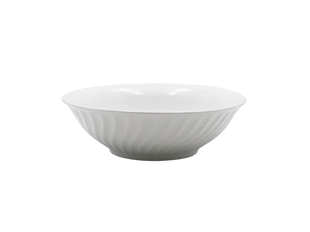 """Imperial White 9"""" Vegetable Bowl"""