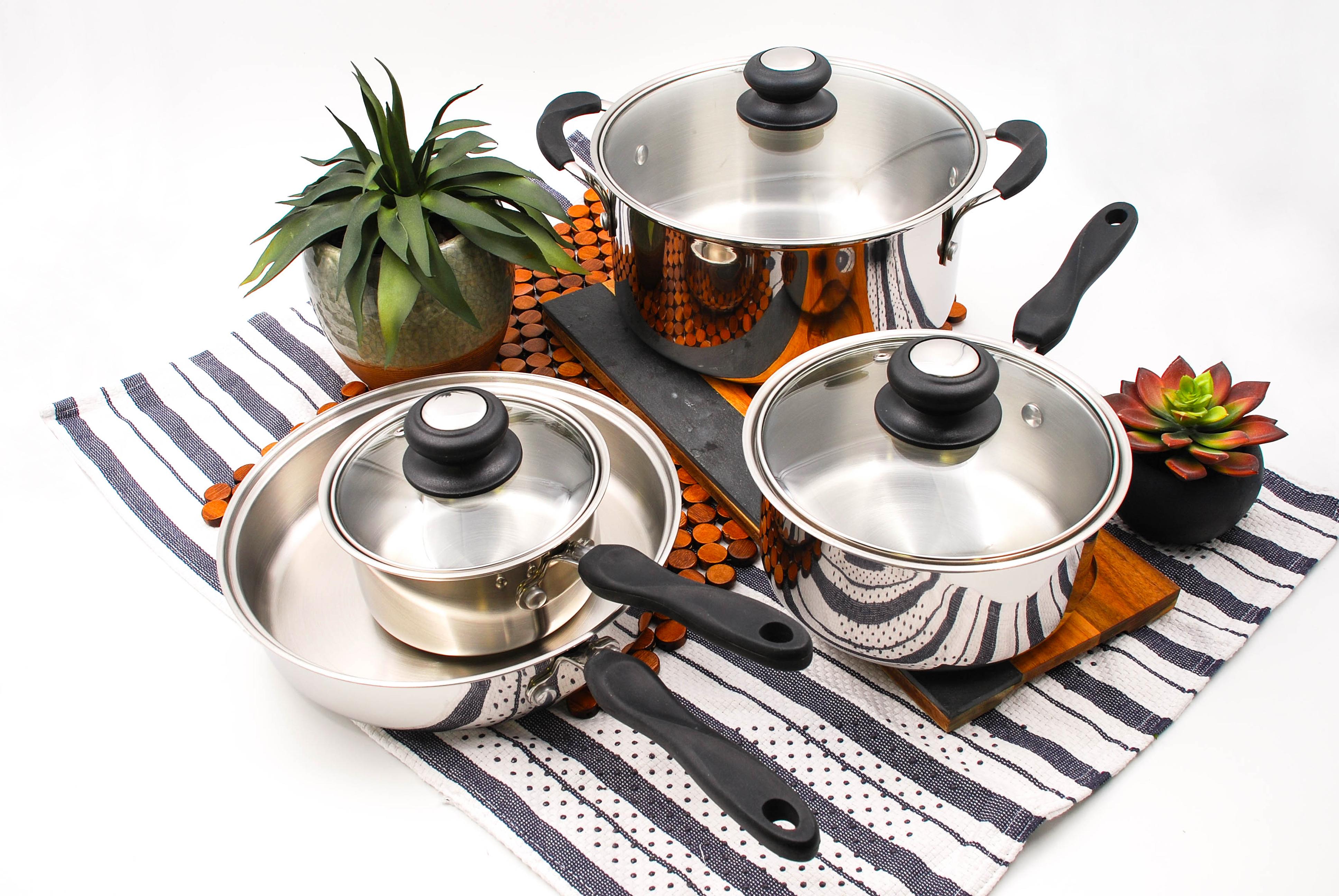 Saturn 350S Cookware Set 7pc