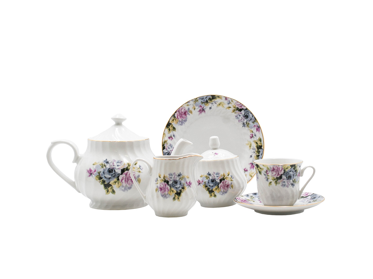 Millicent 23-Piece Tea Set