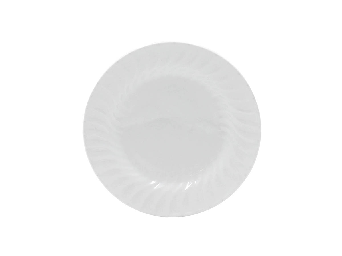 "Imperial White 8.25"" Soup Plate"
