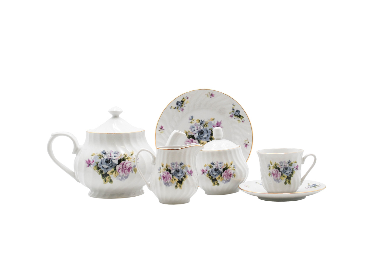 Serafina 23-Piece Tea Set