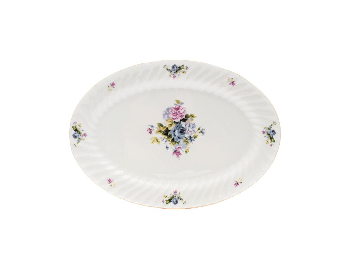 """Serafina 14"""" Oval Platter"""