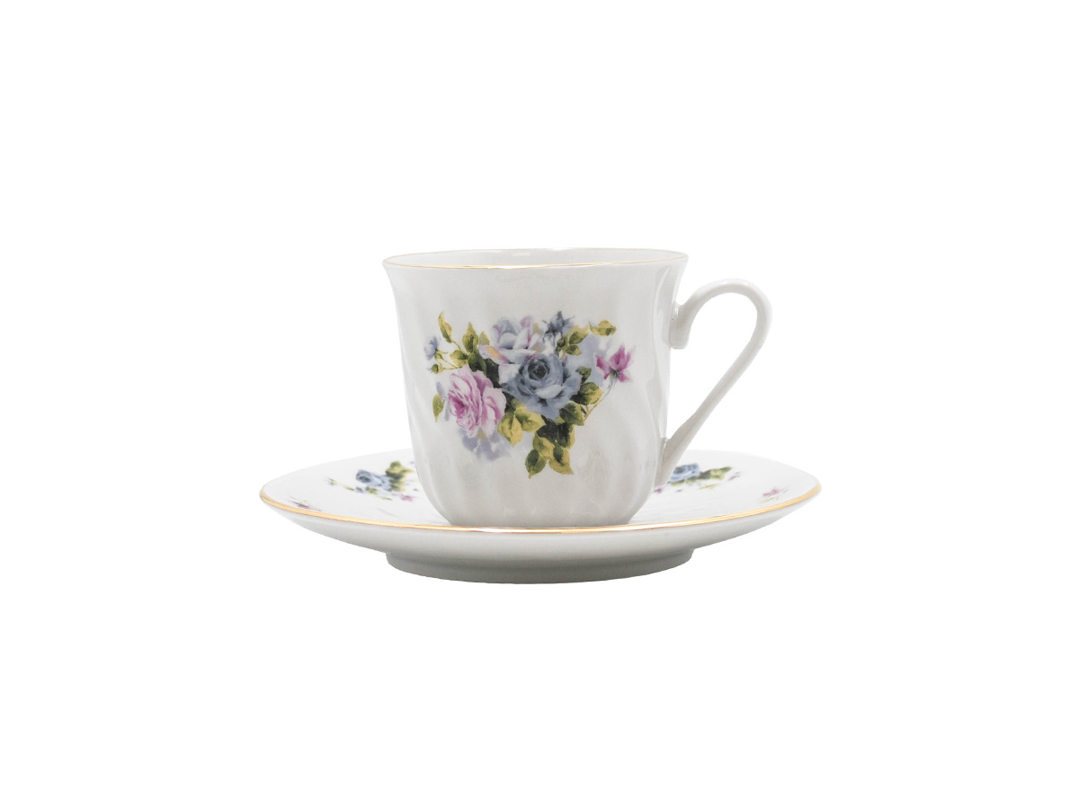 Serafina Set of 6 Cup & Saucer