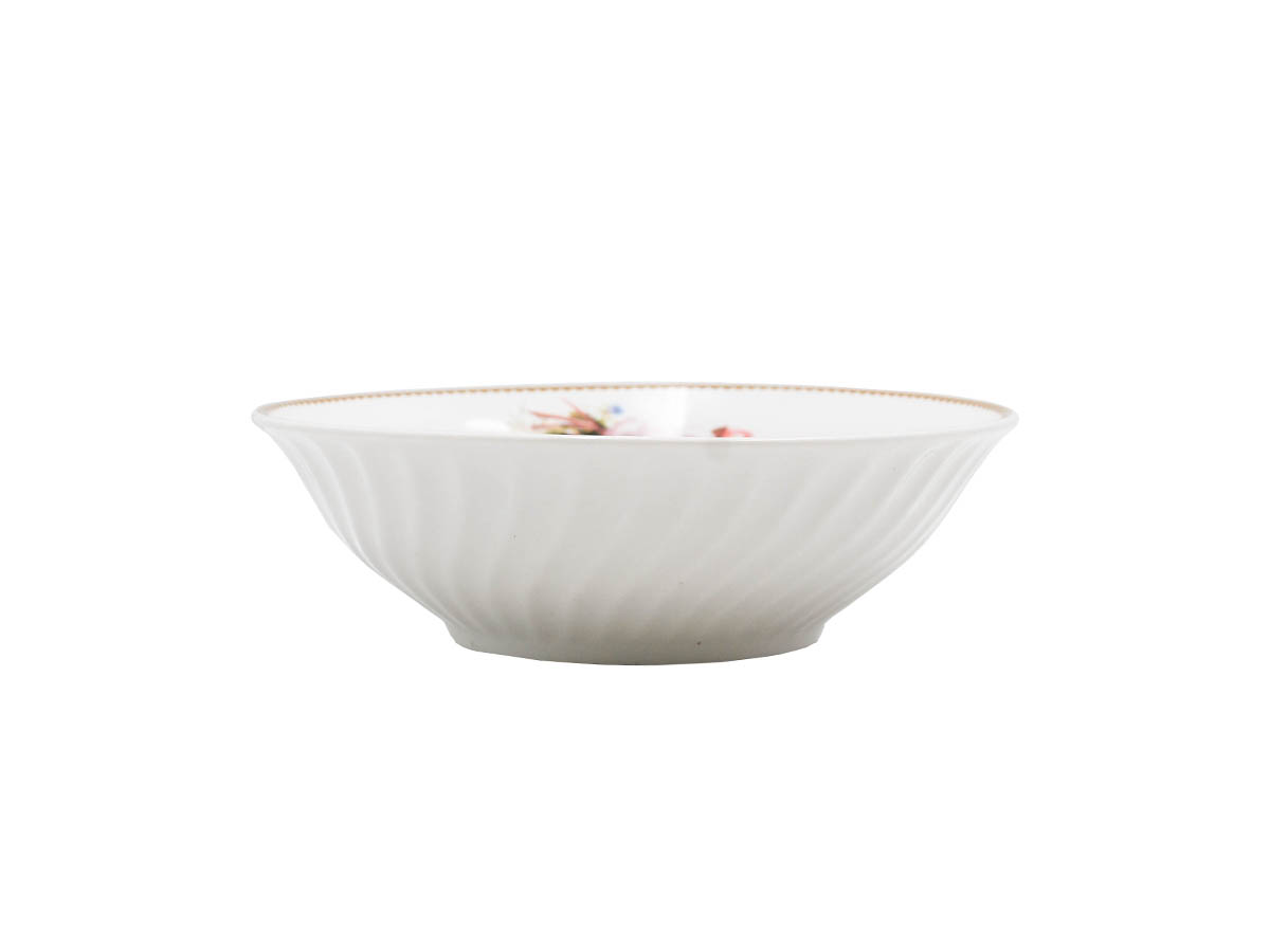 "Timeless Rose 9"" Vegetable Bowl"