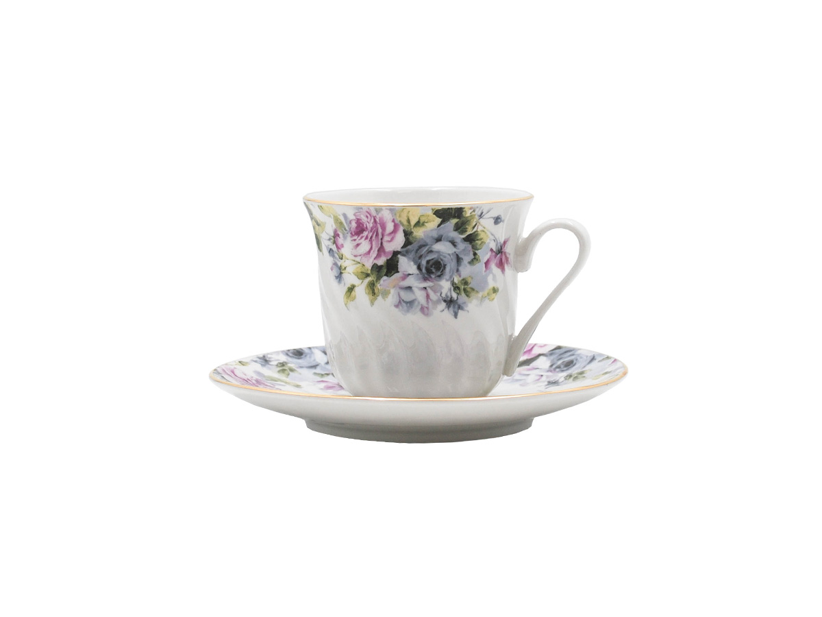 Millicent Set of 6 Cup & Saucer