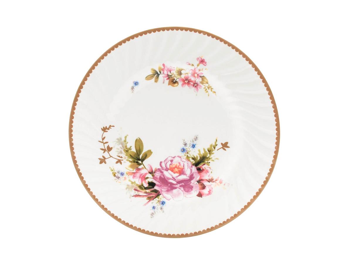 """Timeless Rose 10.5"""" Dinner Plate"""