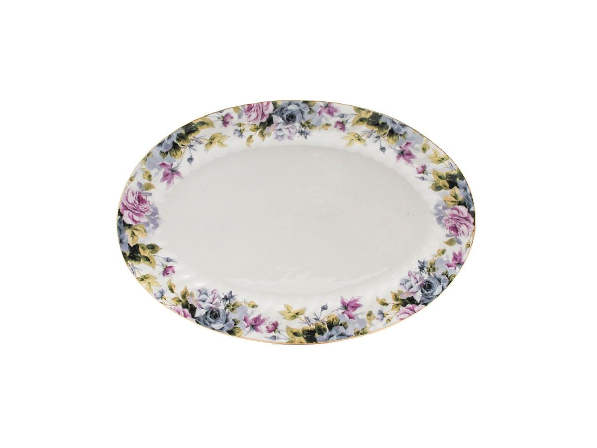 """Millicent 14"""" Oval Platter"""