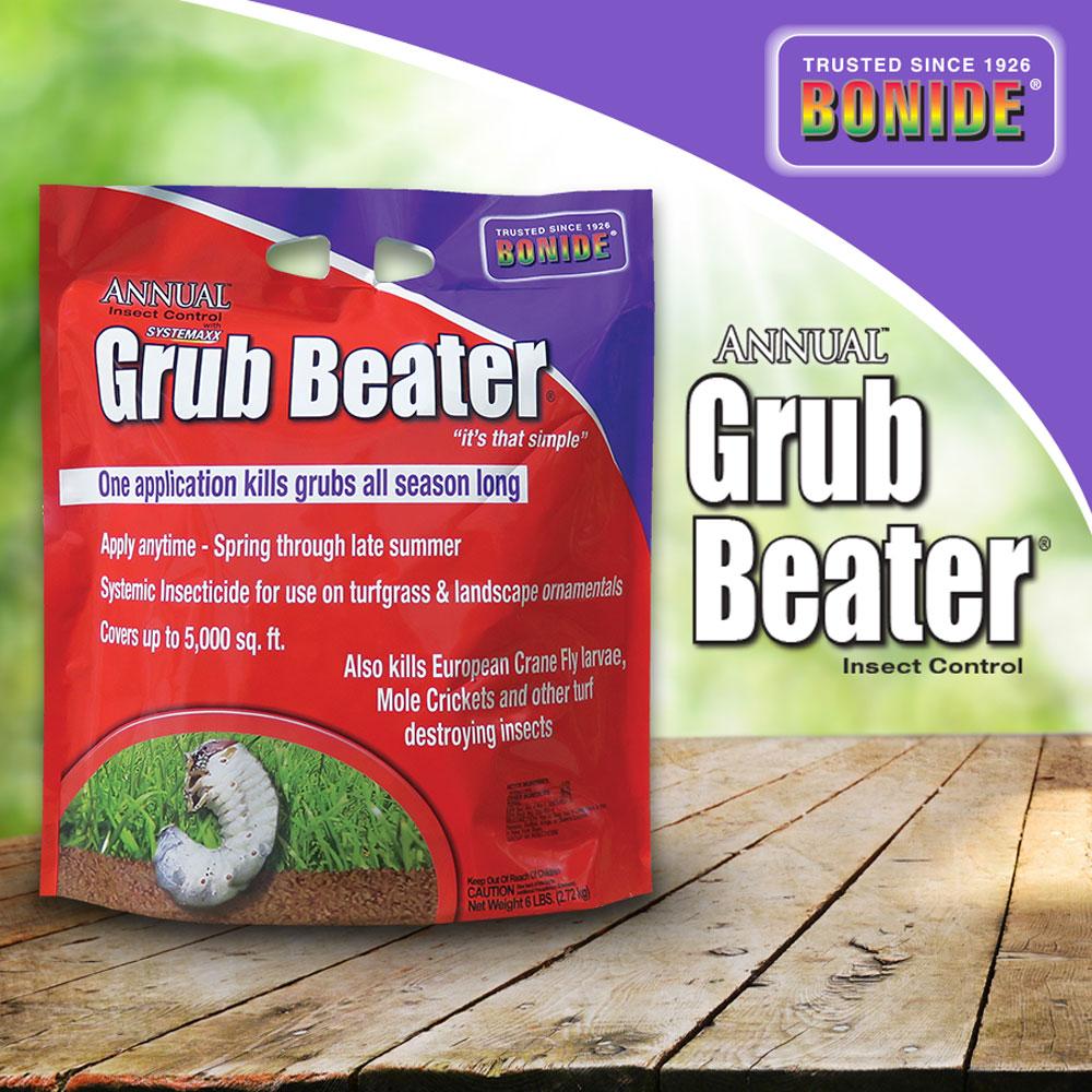 Annual® Grub Beater