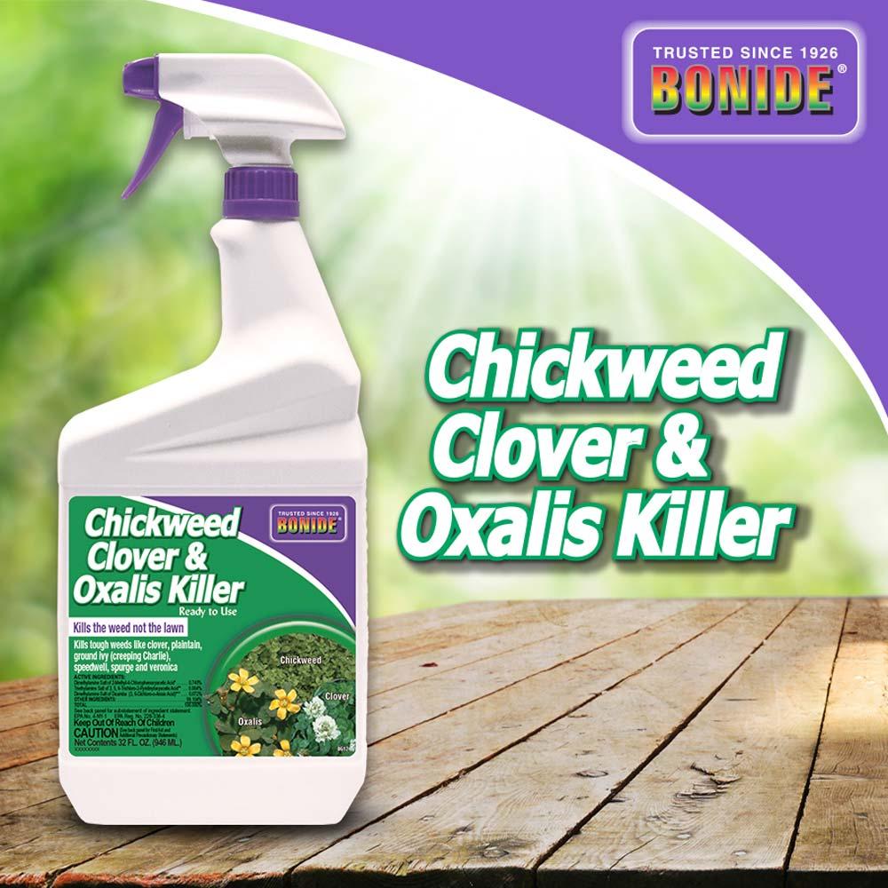 Chickweed, Clover, & Oxalis Killer RTU