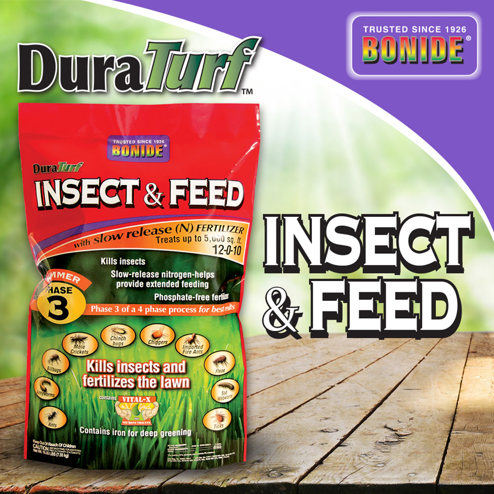 DuraTurf Insect & feed