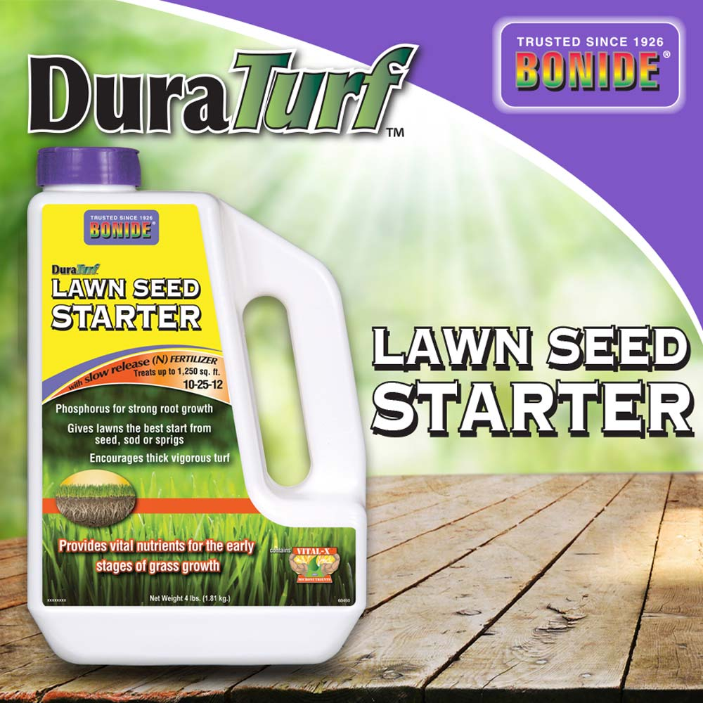 DuraTurf Lawn Seed Starter