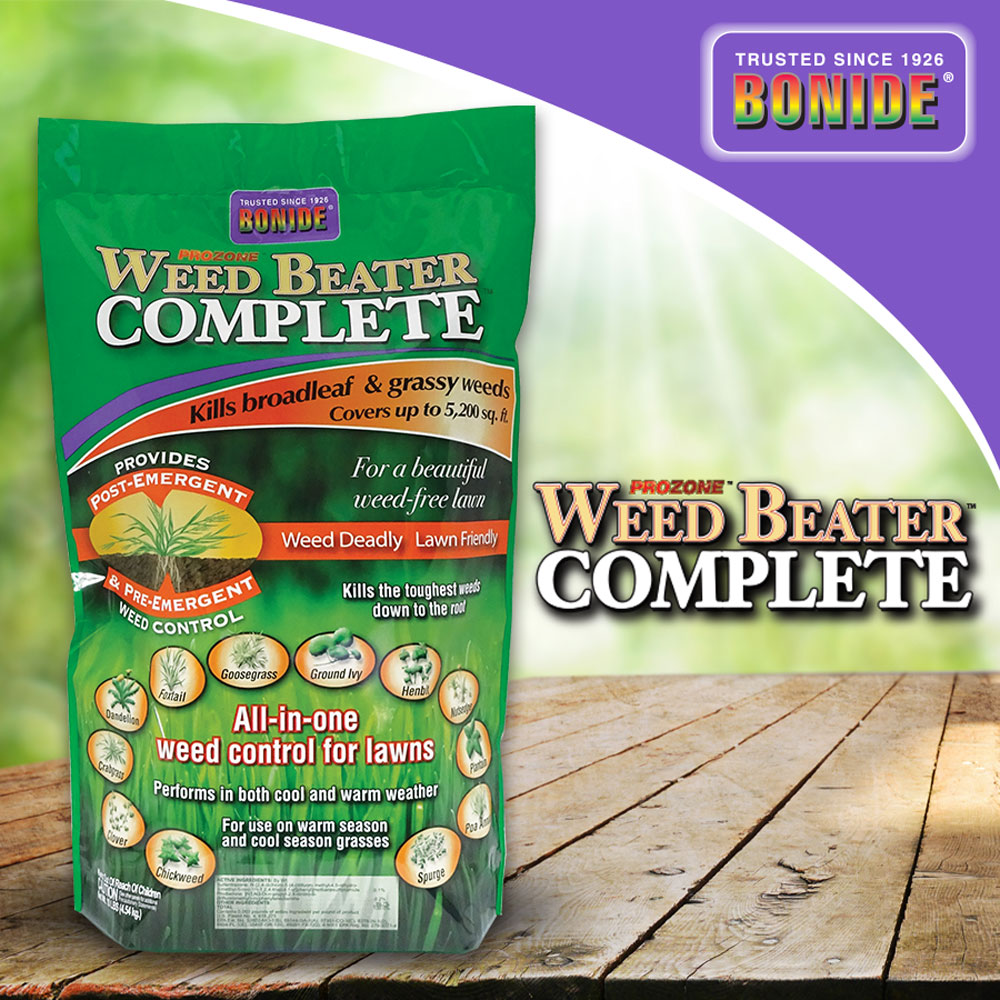 ProZone Weed Beater® Complete