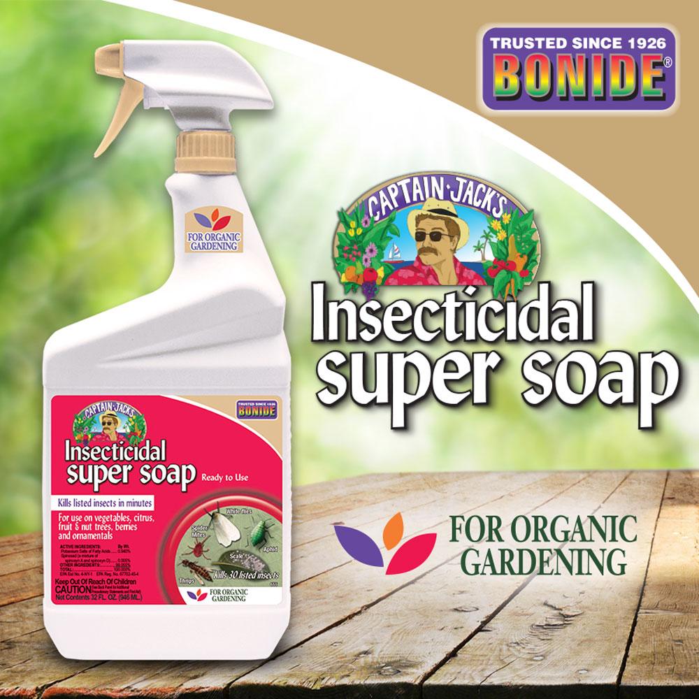 Insecticidal Super Soap RTU