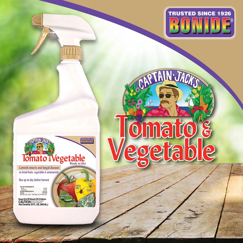Tomato & Vegetable 3-in-1 RTU