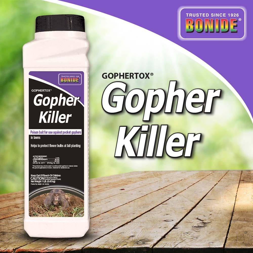 Gophertox® Gopher Killer