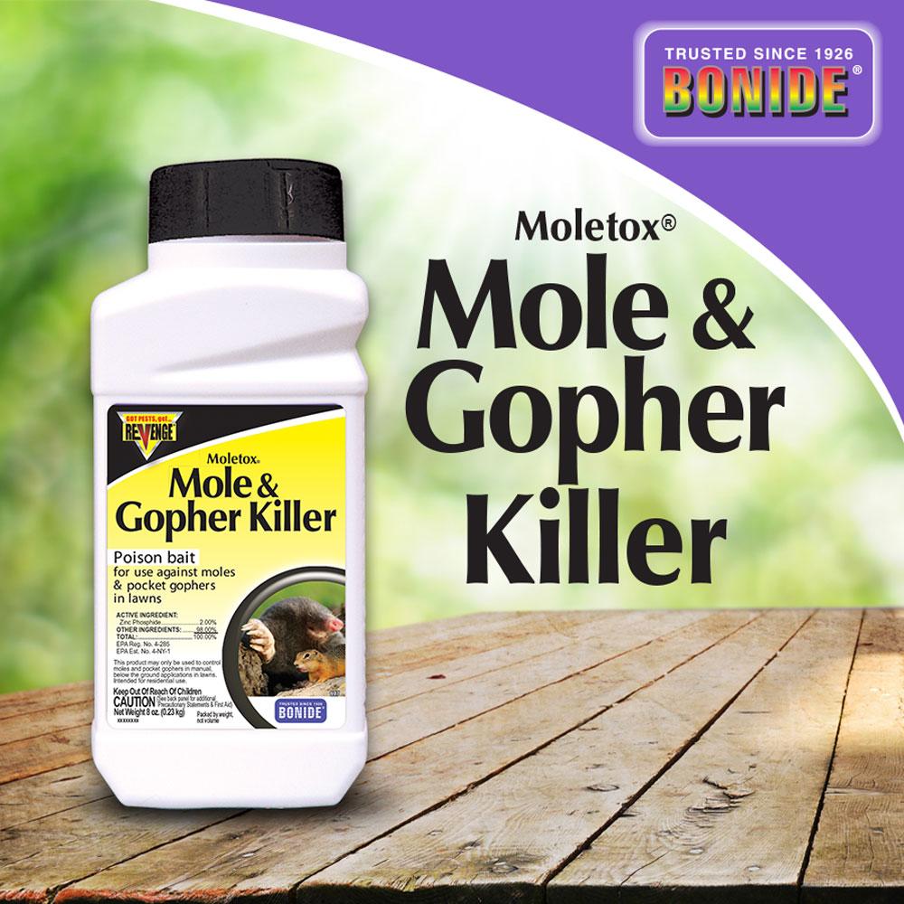 Moletox® Mole & Gopher Killer Granules