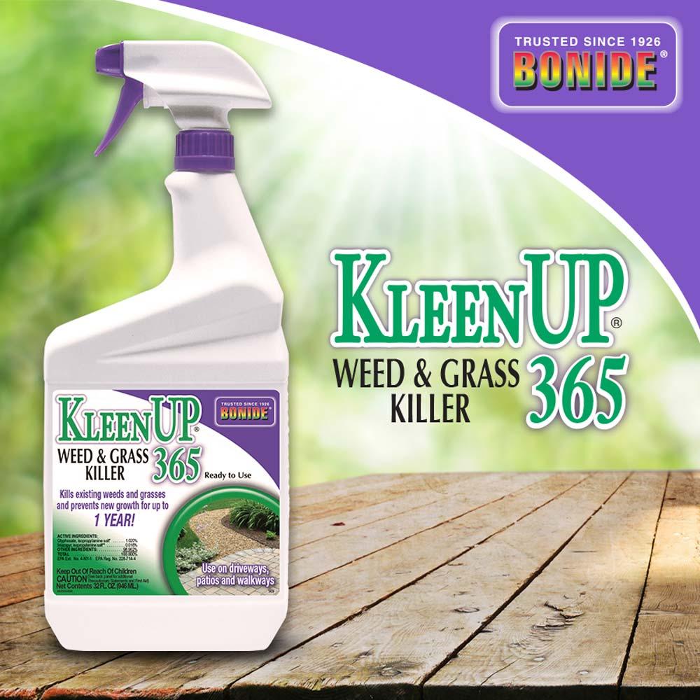 KleenUp® 365 Weed & Grass Killer RTU