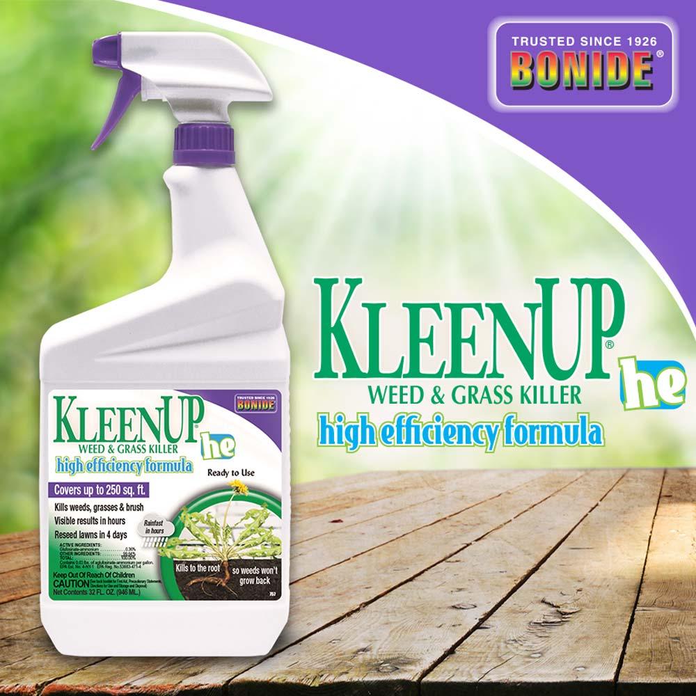 """KleenUp® """"HE"""" High Efficiency Weed & Grass Killer RTU"""