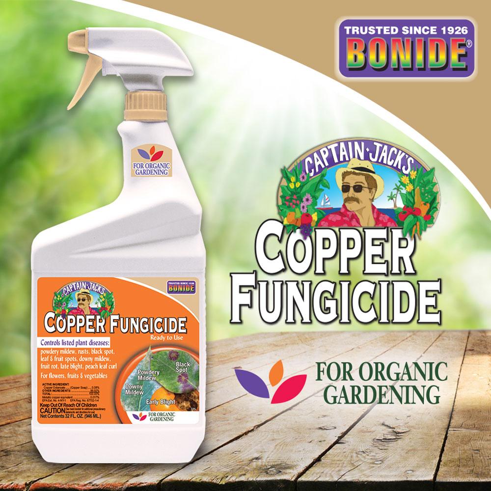 Liquid Copper Fungicide RTU