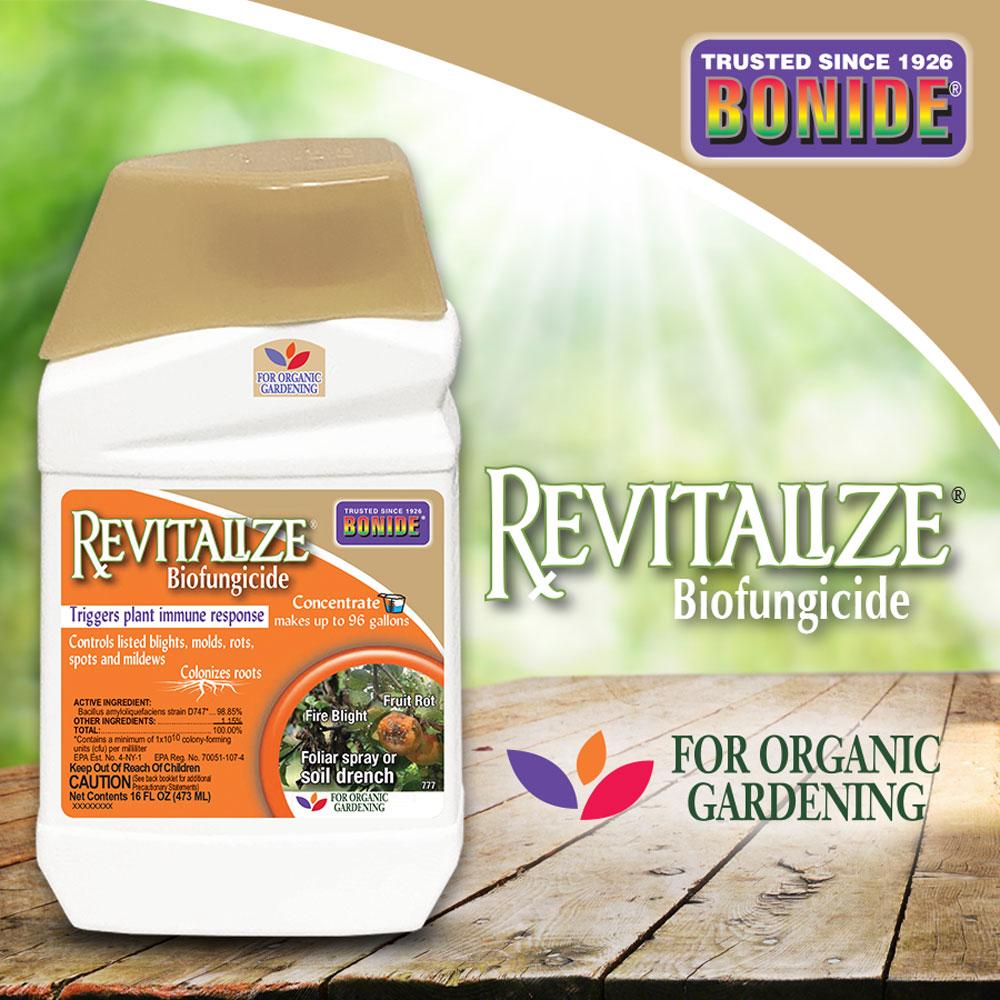 Revitalize® Bio Fungicide Conc
