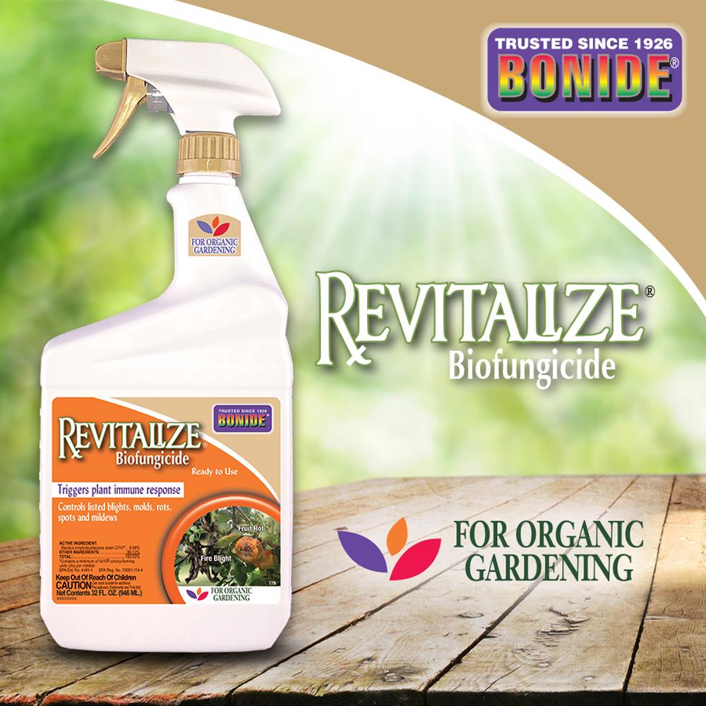 Revitalize® Bio Fungicide RTU