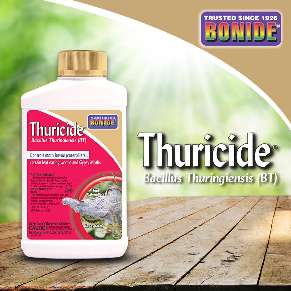Thuricide Liquid Conc