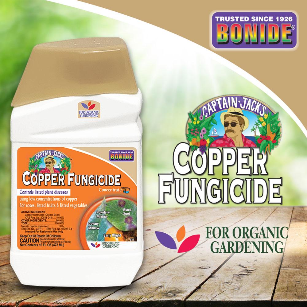 Liquid Copper Fungicide Conc