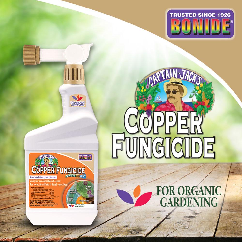 Liquid Copper Fungicide RTS